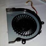 Ремонт на вентилатор на лаптоп