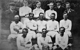 Beer Albion FC centenary: the 1919/20 side