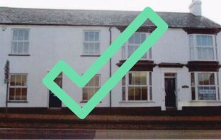 New homes in Honiton High Street have been given the go-ahead.