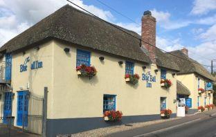 Sidmouth news: The Blue Ball Inn in Sidford