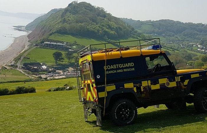Beer Coastguard Sidmouth East Devon Seaton
