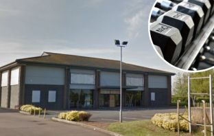 The former Carpetright store on the Liverton Business Park in Exmouth could become a 24-hour gym. Picture: Google Maps