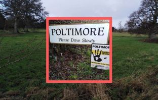 Plans for eight new homes in Poltimore are to be considered.