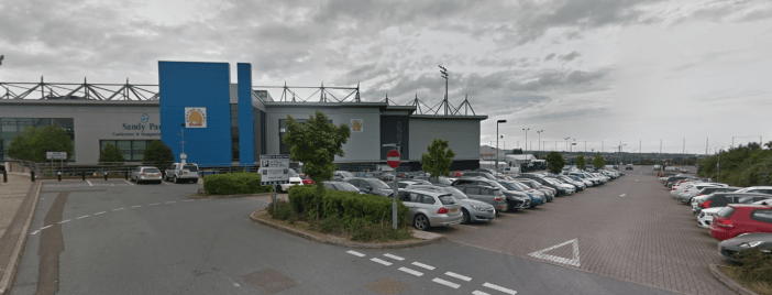 Stock photo of Sandy Park in Exeter. Image: Google Maps