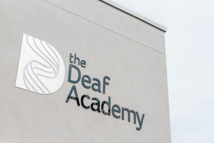 The Deaf Academy has opened its new home in Exmouth to students. Pictures: Lily Holman