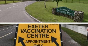 East Devon and Exeter mass Covid vaccination centre to move from Westpoint to Greendale Business Park