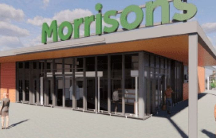 A Morrisons supermarket is proposed for Cranbrook town centre. Image: EDDC