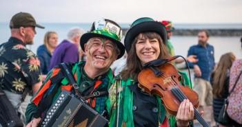 Sidmouth Folk Festival organisers issue heartfelt thanks after 'rip-roaring, sell-out success'