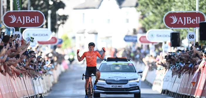 'Frankly, we could not buy that kind of good publicity' – Tour of Britain Devon stage with Exeter finish is hailed a huge success