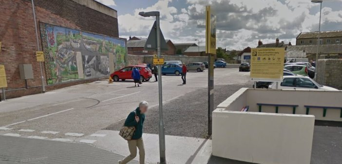 Webster's Garage car park in Axminster to reopen while owner waits to redevelop site
