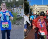 Tears, cheers, 'razor blade' blisters and Big Ben's bongs – London Marathon runners from Exmouth and Exeter sucessfully race for Devon Freewheelers in Honiton