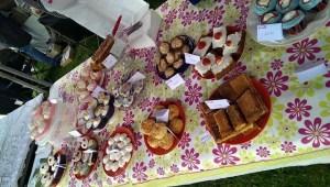 EDWI Cake Stall