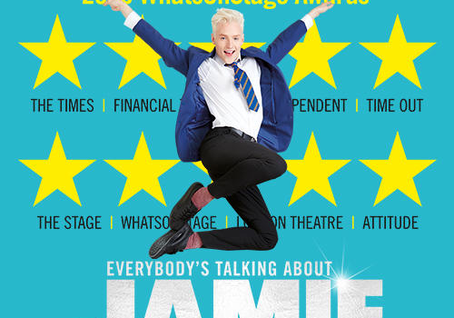 Why Everybody Really Should Be Talking About Jamie – Theatre Review