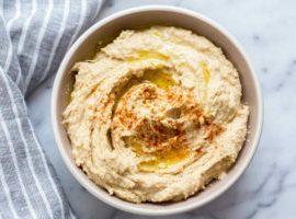 EDWI April 2018: Palestinian Charity Talk and Hummus Making