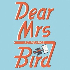 "EDWI Bookclub Review – ""Dear Mrs Bird"" by A.J. Pearce"