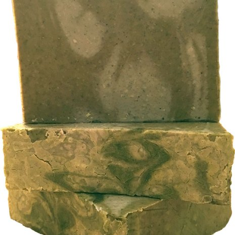 Moringa and Cambrian Blue Soap