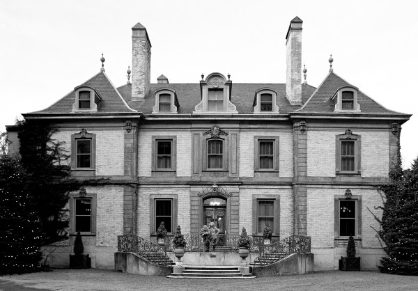 The Orchard, 19th century copy of a French country house ...