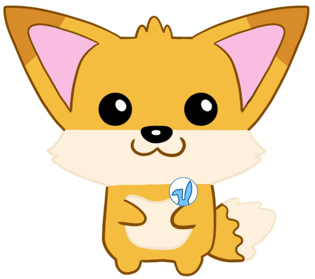 Fox Easter Bunny Little