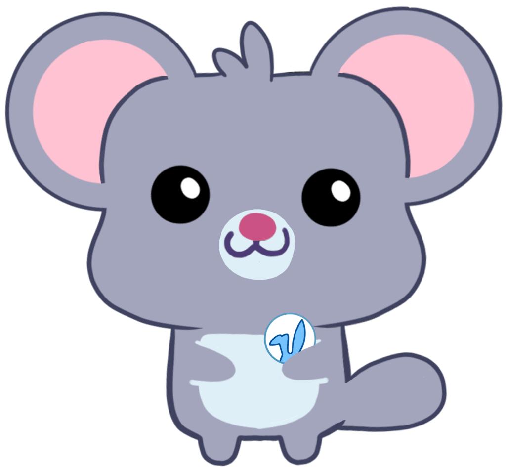 Rat Easter Bunny Little