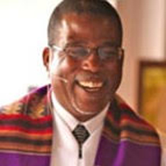 Reverend Dr. Dale Weatherspoon, Pastor
