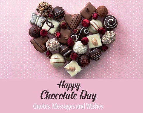 Happy Chocolate Day Images Wishes Quotes Messages SMS