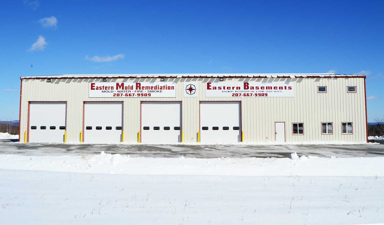 Eastern Drain Services front of building