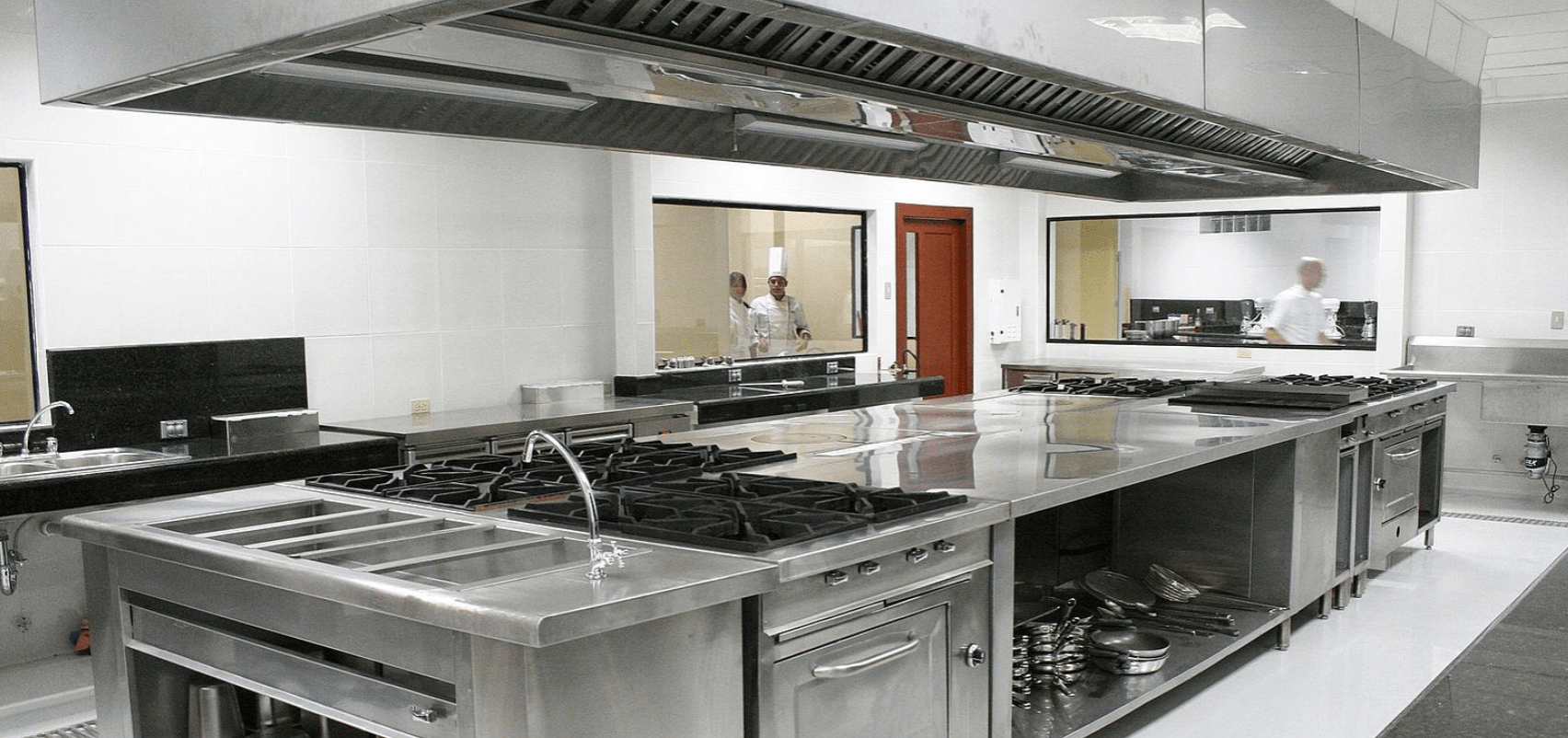 Eastern Drain commercial kitchen cleaning