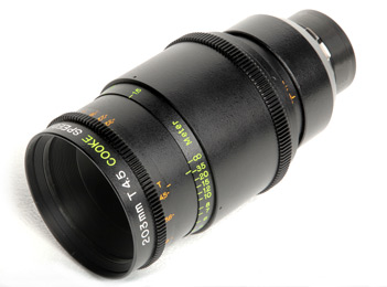 Cooke 203mm T45