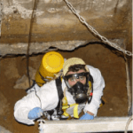 confined space entry abandonment hazardous waste emergency response service