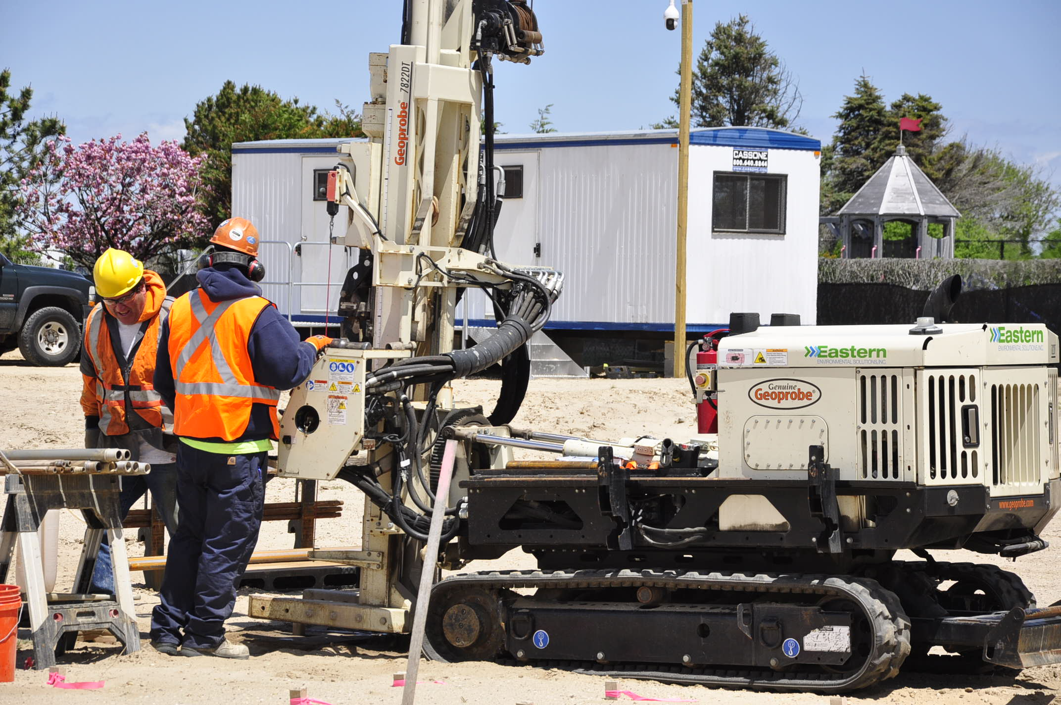 Geoprobe®, Subsurface Investigation Made Easy