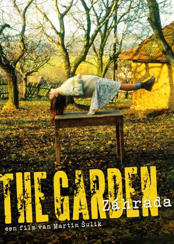 The Garden with english subtitles