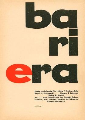 Bariera (Barrier)