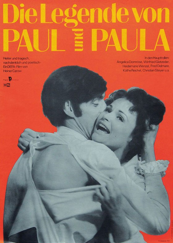 The Legend of Paul and Paula with english subtitles
