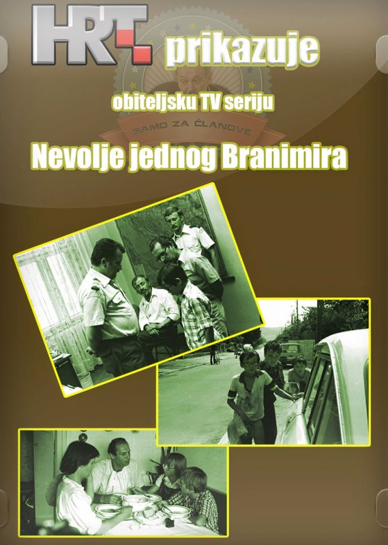 The adversity of Branimir with english subtitles