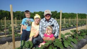 familyeggplantfield