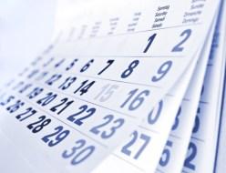 Trekking Calendar