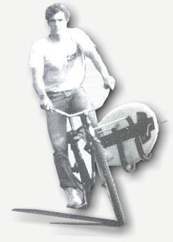 Side Ride Bike Rack-237