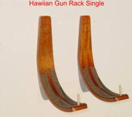 Hawaiian Gun Racks