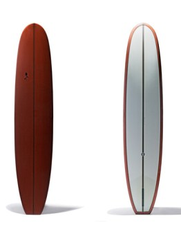 Black Rose Fine Swine Longboard