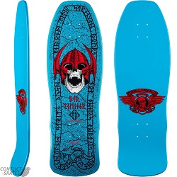 Powell Per Welinder Blue Deck
