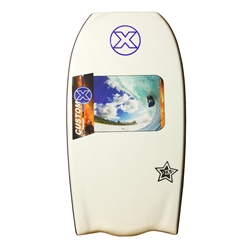 "Custom X X5 42.5"" Bodyboard"