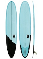 The Seahorse, is a stylish old skool, single fin Longboard. This board is about forgetting about today's crazy surfboard designs and getting back to simpler times and shapes.