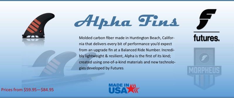 Future Alpha Fins Banner