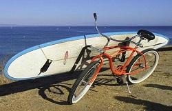 Moved Longboard Bike Rack