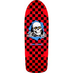Powell Peralta OG Ripper Checker Red-250