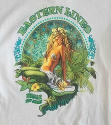 Eastern Lines Mermaid T
