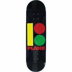 Plan B Rasta Deck-250