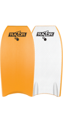 O&E Razor Orange Bodyboard