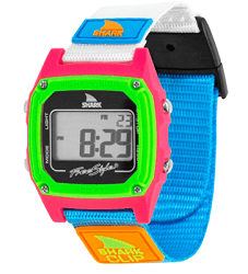 Freestlye Classic Blk-Neon