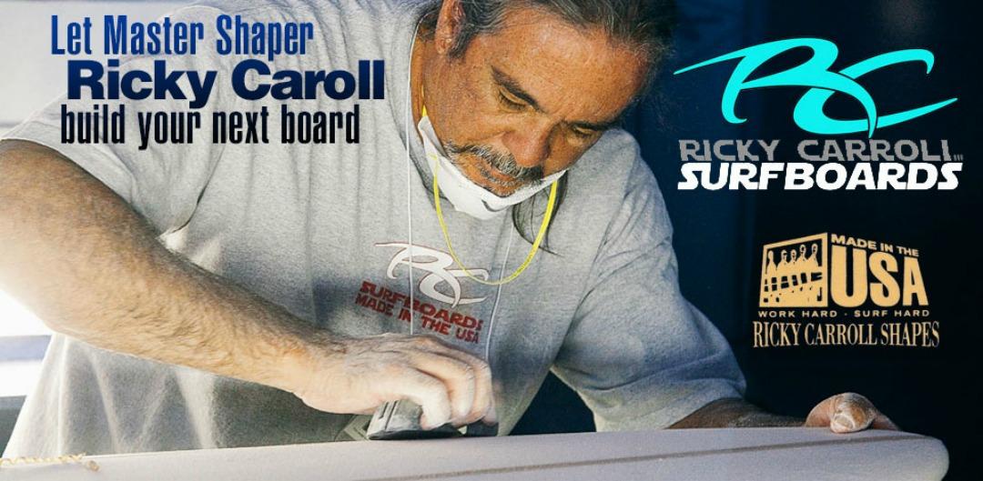 Ricky Carroll Shaping Slide